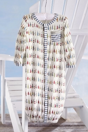 Mud Pie Fish Convertible Gown - Product Mini Image