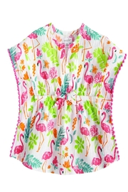 Mud Pie Flamingo Cover Up - Product Mini Image