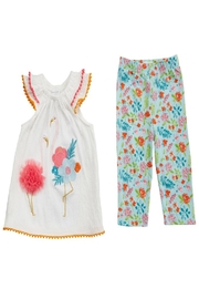 Mud Pie Flamingo Tunic/leggings Set - Product Mini Image