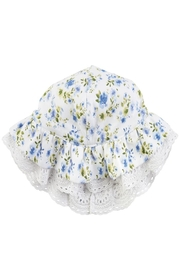 Mud Pie Floral Eyelet Sun-Hat - Product Mini Image