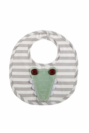 Mud Pie Gator Bib - Product Mini Image