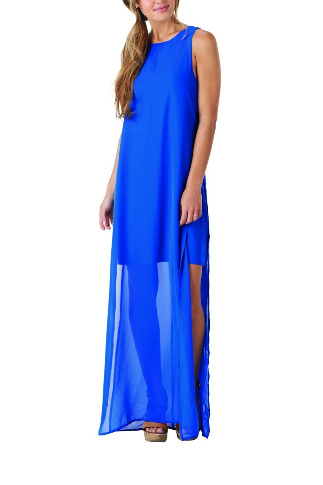 Mud Pie Gina Maxi Dress - Front Cropped Image