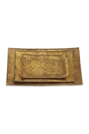 Mud Pie Gold Foil Trays - Product Mini Image