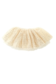 Mud Pie Gold Mesh Skirt - Product Mini Image