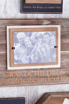 Mud Pie Grandchildren Frame - Alternate List Image