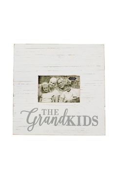 Mud Pie Grandkids Frame - Alternate List Image