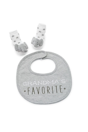 Mud Pie Grandmas Favorite Bib - Product Mini Image