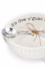 Mud Pie Guacamole Dip Set - Product Mini Image