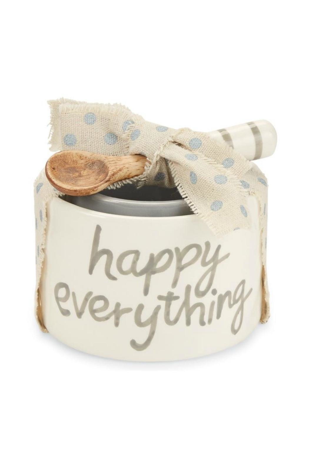 Mud Pie Happy Everything Nested-Dip-Cup-Set - Main Image