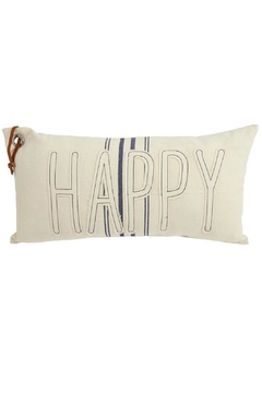 Shoptiques Product: Happy Pillow