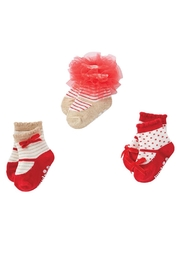 Mud Pie Holiday Sock Set - Product Mini Image