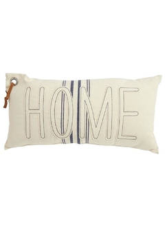 Shoptiques Product: Beige Home Pillow