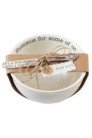 Mud Pie Hummus Bowl - Product Mini Image