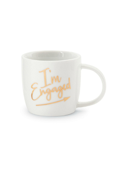 Shoptiques Product: I'm Engaged Mug