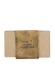 Mud Pie Inspirational Card Deck - Front cropped