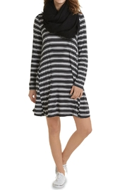 Mud Pie Jersey Dress - Product Mini Image