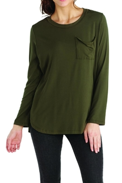 Mud Pie Jersey Top - Product List Image