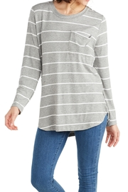 Mud Pie Jersey Top - Front cropped