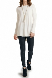 Mud Pie Jersey Tunic - Front cropped