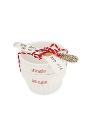 Mud Pie Jingle Mingle Cup Set - Front cropped