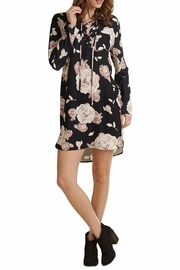 Mud Pie Kingsley Floral Dress - Product Mini Image