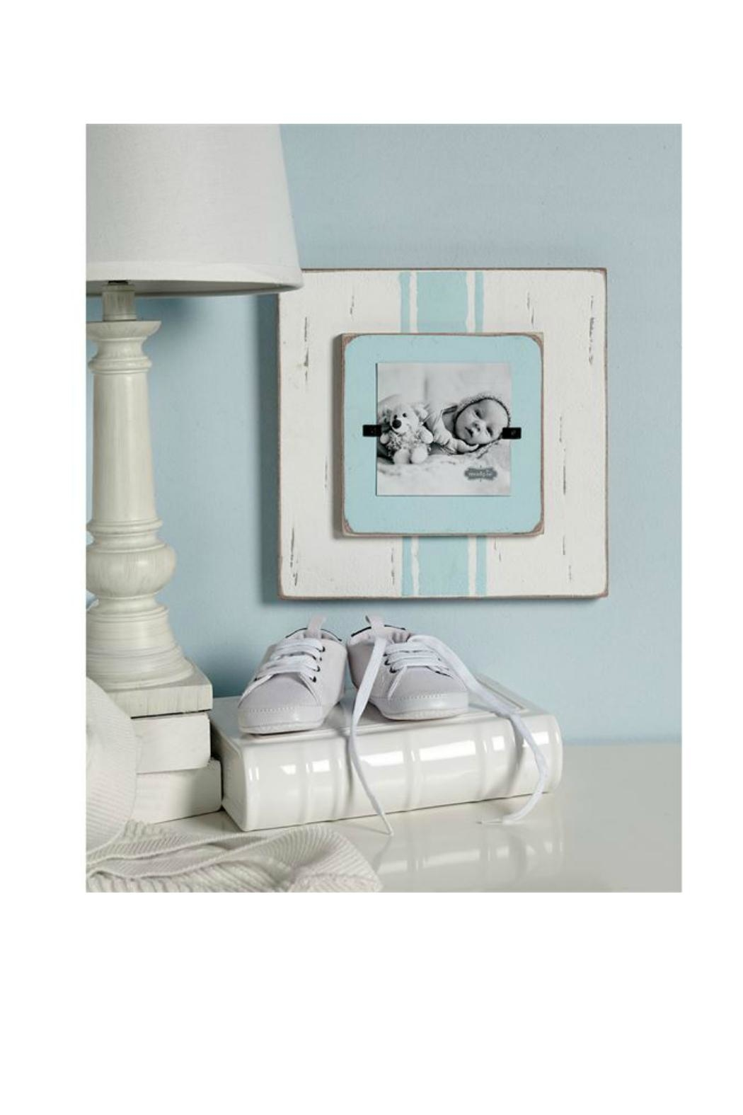 Mud Pie Layered Blue Frame - Front Cropped Image