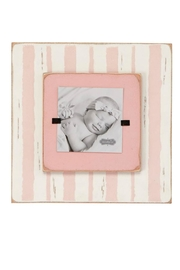 Mud Pie Layered Pink Frame - Product Mini Image