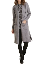 Mud Pie Pocketed Long Cardigan - Product Mini Image