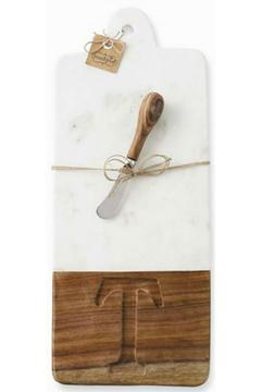 Shoptiques Product: Marble Wood Cutting Board