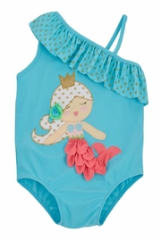 Mud Pie Mermaid Swimsuit - Product Mini Image