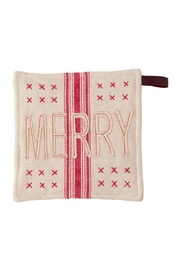 Mud Pie Merry Pot Holder - Product Mini Image