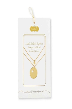 Mud Pie Mommy&Me Necklace Set - Product List Image