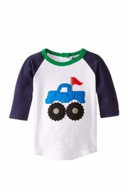 Mud Pie Monster Truck Top - Product Mini Image