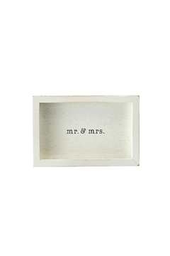Shoptiques Product: Couple Love Plaque