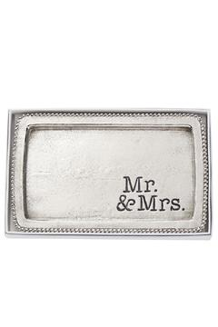 Shoptiques Product: Mr. & Mrs. Tray