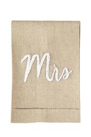 Mud Pie Mrs. Dish Towel - Product Mini Image