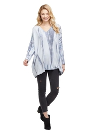 Mud Pie Murray Tunic Gray - Product Mini Image