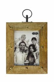 Mud Pie Nail Head Frame - Front cropped