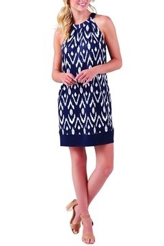 Shoptiques Product: Natalie Ikat Dress