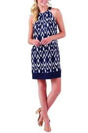 Mud Pie Natalie Ikat Dress - Product Mini Image