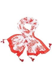 Mud Pie Nautical Scarf - Front cropped