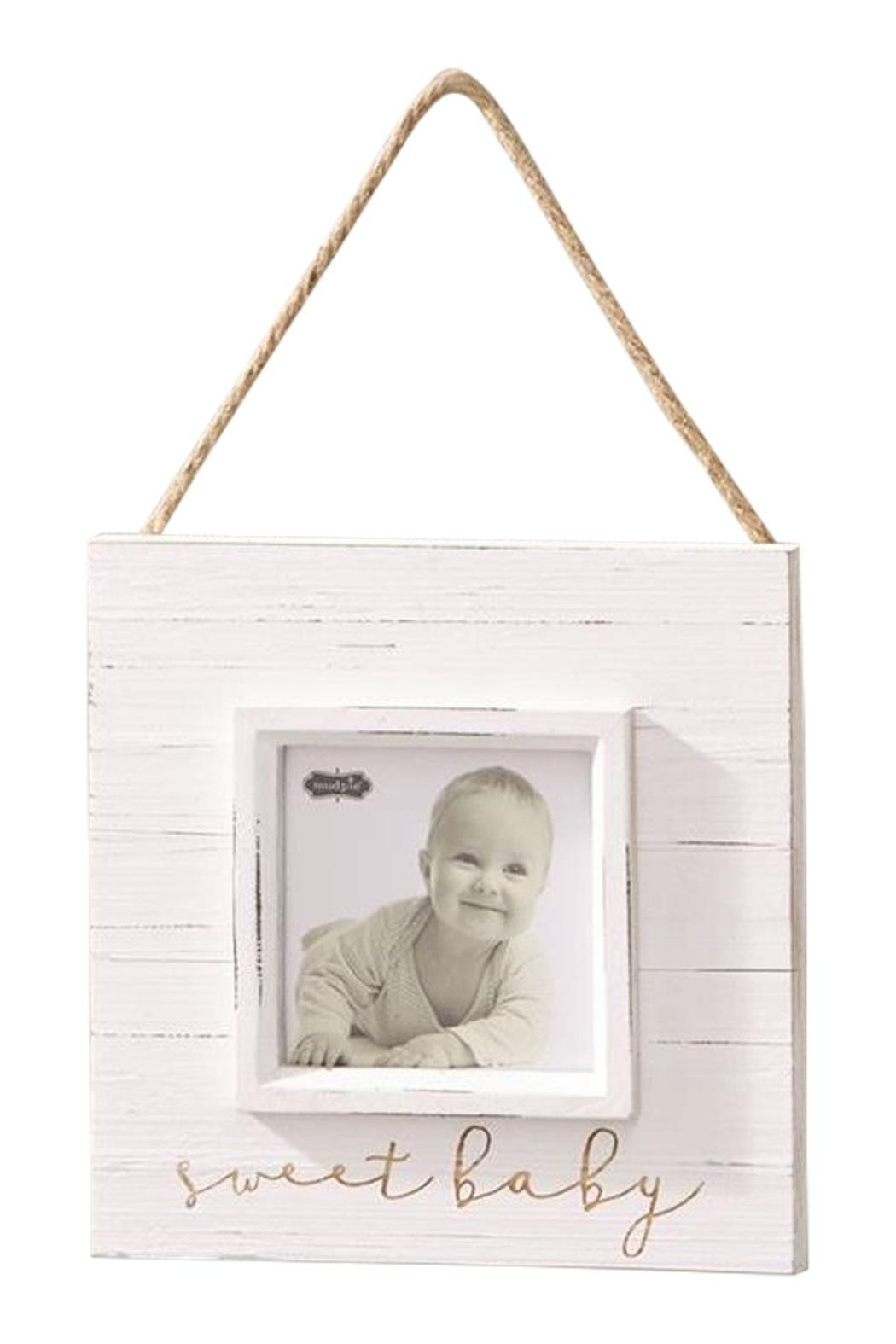 Mud Pie Neutral Baby Frame from Kentucky by Gracious Me! — Shoptiques