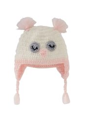 Mud Pie Owl Knit Hat - Product Mini Image