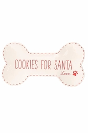 Mud Pie Pet Santa Cookies - Product Mini Image