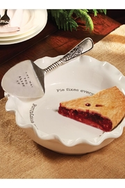 Mud Pie Pie Plate Server - Product Mini Image