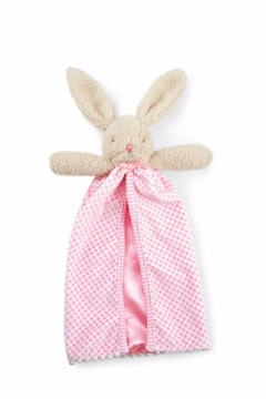 Shoptiques Product: Pink Bunny Cuddler Toy