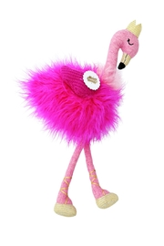 Mud Pie Plush Flamingo - Product Mini Image