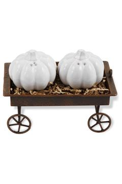 Shoptiques Product: Pumpkin Pepper Set