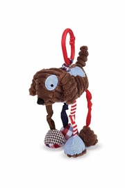 Mud Pie Puppy Stroller Clip - Product Mini Image