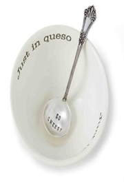 Mud Pie Queso Dip Set - Front cropped